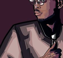 Chris Brown by sdesignz