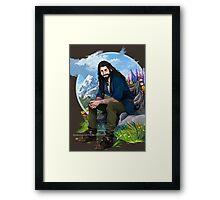 Thorin Oakenshield Framed Print