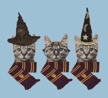 Potter cats Kids Tee