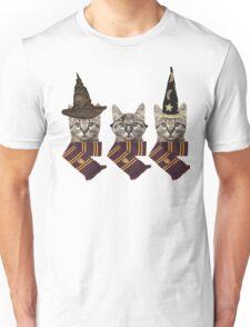 Wizard cats Unisex T-Shirt