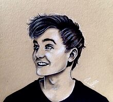 Jack Gleeson Art by camillaofficial