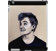 Jack Gleeson Art iPad Case/Skin