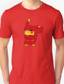 THE FLASHCHU ( FLASH X PIKACHU ) T-Shirt