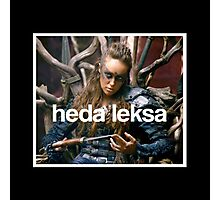 The 100 - Heda Leksa Photographic Print