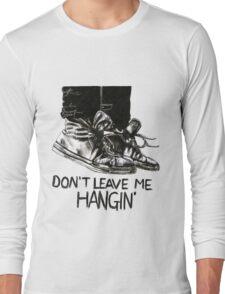Hangin' - Bastille Long Sleeve T-Shirt
