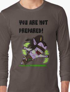 Illidan Stormrage - Not Prepared Long Sleeve T-Shirt