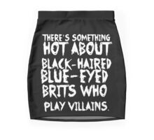 British Villains II Mini Skirt