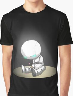 Marvin the Robot Graphic T-Shirt