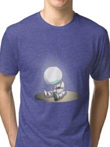 Marvin the Robot Tri-blend T-Shirt