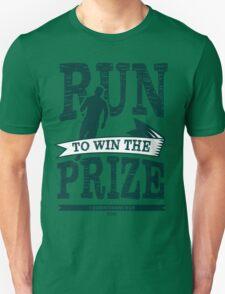Christian T-Shirt: Run to Win the Prize Unisex T-Shirt