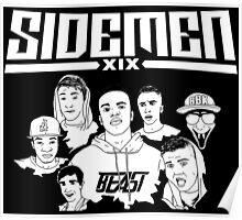 SIDEMEN XIX Poster