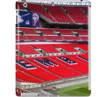 Wembley stadium HDR iPad Case/Skin