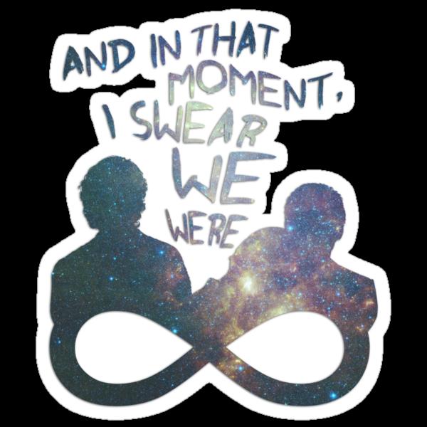 I Swear We Were Infinite II by saniday