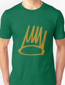 Born Sinner J Cole TDE Dreamville Records Kendrick Lamar Crown funny nerd geek geeky T-Shirt