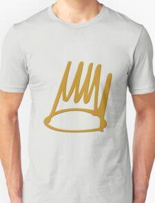 Born Sinner J Cole TDE Dreamville Records Kendrick Lamar Crown funny nerd geek geeky T-Shirt