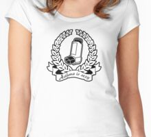 Asthma is Sexy Women's Fitted Scoop T-Shirt