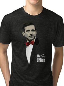 The Office: Godfather Michael Scott Tri-blend T-Shirt