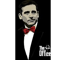 The Office: Godfather Michael Scott Photographic Print