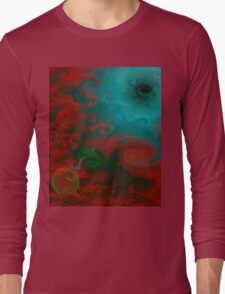 Alien Sun Long Sleeve T-Shirt