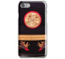Antique Fire Chief Hat iPhone Case/Skin