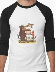Gruffalo Men's Baseball ¾ T-Shirt