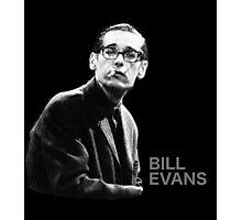 Bill Evans T-Shirt Photographic Print