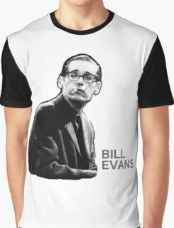 Bill Evans T-Shirt Graphic T-Shirt