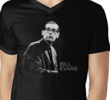 Bill Evans T-Shirt Mens V-Neck T-Shirt