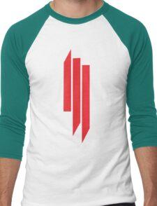 Skrillex Logo Men's Baseball ¾ T-Shirt
