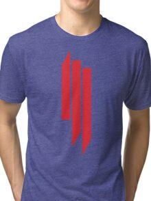 Skrillex Logo Tri-blend T-Shirt