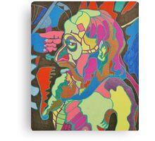 Love Color Canvas Print