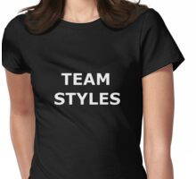 TEAM STYLES Womens Fitted T-Shirt