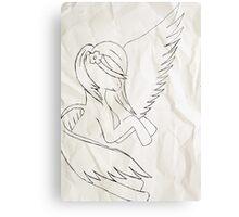My Little Pony Sketch Canvas Print