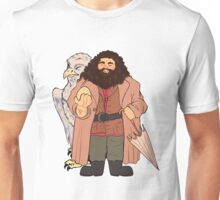 Hagrid and Buckbeak Unisex T-Shirt