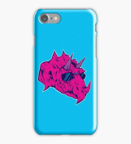 Triceraboss No. 1 iPhone Case/Skin