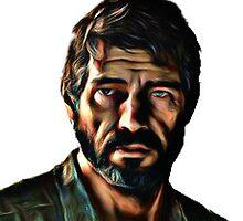 Joel The Last Of Us by Emilybrightside