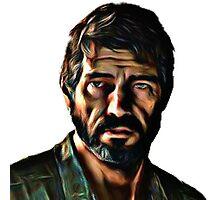 Joel The Last Of Us Photographic Print