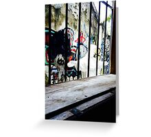 Cristo Redentor Greeting Card