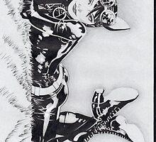 Catwoman by Niaka