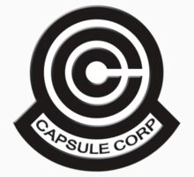 Capsule corp. One Piece - Short Sleeve