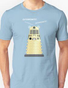 Dalek - exterminate ! exterminate ! exterminate !! T-Shirt