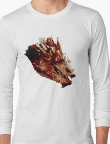 Smaug the Unassessably Wealthy Long Sleeve T-Shirt