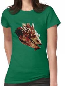 Smaug the Unassessably Wealthy Womens Fitted T-Shirt