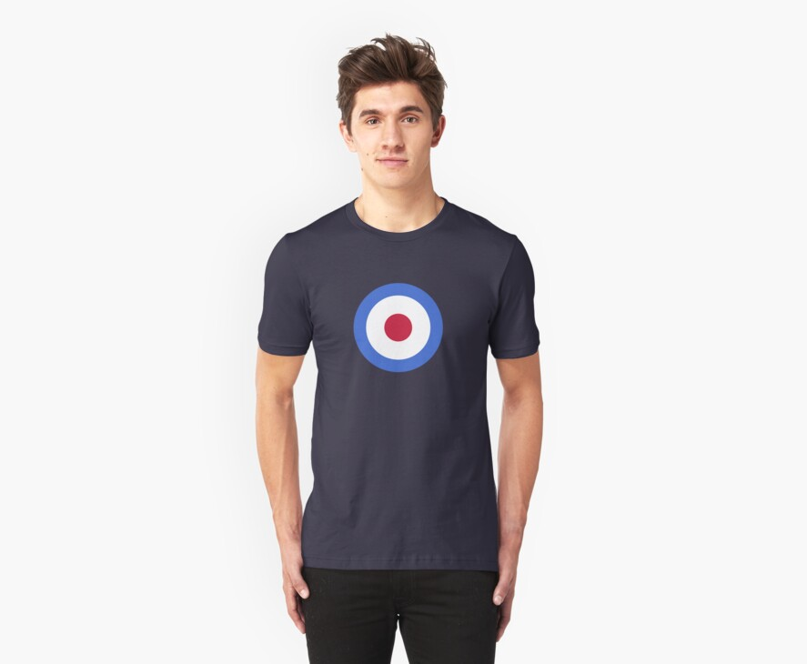 Stiles Target Tee by saniday