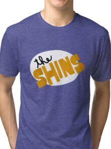 the shins Tri-blend T-Shirt