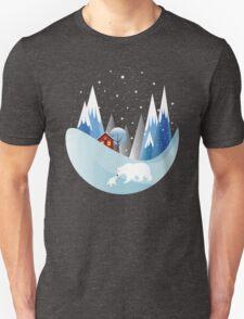 Snowing Boubble T-Shirt