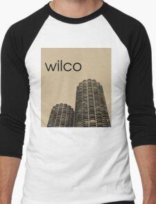 Wilco Men's Baseball ¾ T-Shirt