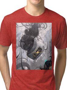 GLaDOS Tri-blend T-Shirt