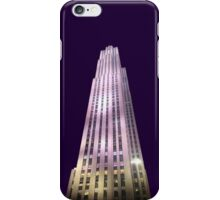 Rockefeller Tower iPhone Case/Skin