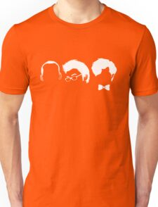 Three Doctors Unisex T-Shirt
